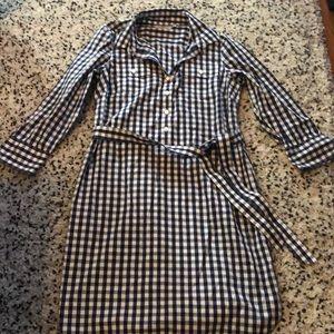 Vineyard Vines shirt dress